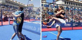 Las parejas 2 del ranking pueden con sus némesis en las finales del Jaén Open
