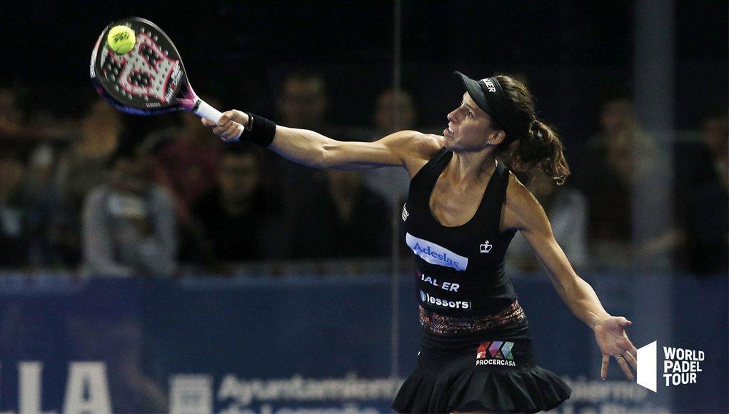 Marta Marrero se alza como la número 1 del ranking en solitario tras su paso por Suecia