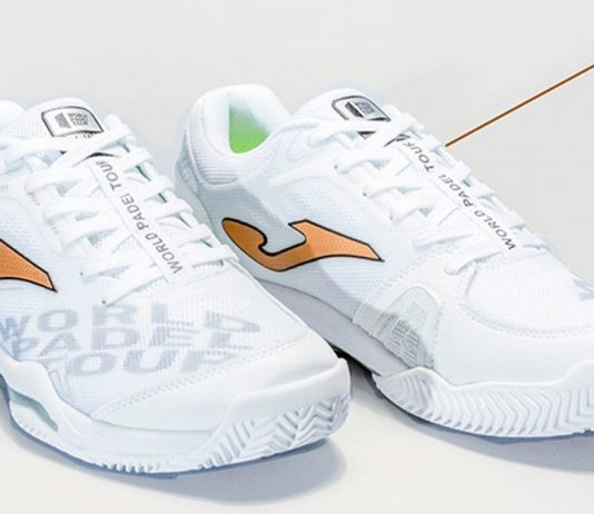 Así son las zapatillas oficiales de Joma para el circuito World Padel Tour