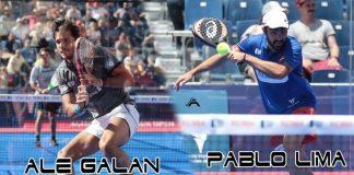 Ale Galán y Pablo Lima formarán una pareja explosiva desde el Valencia Open