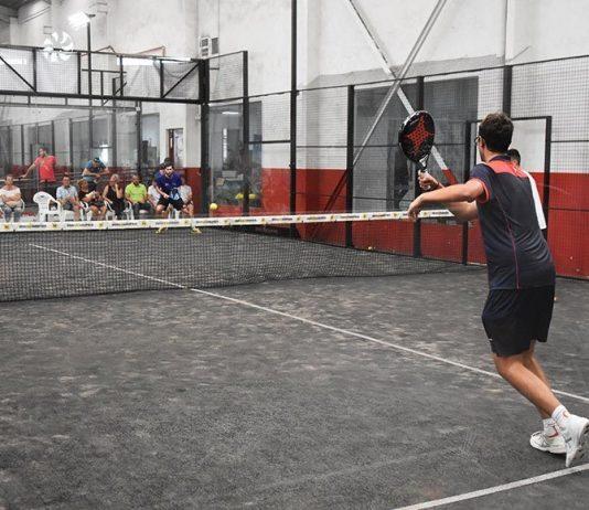 Gran ambiente de competición en el Torneo de Verano Heladería Kalúa