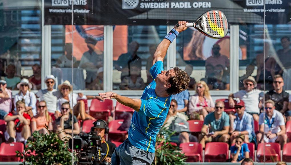 Los cuartos del Swedish Open muestra a los candidatos al título