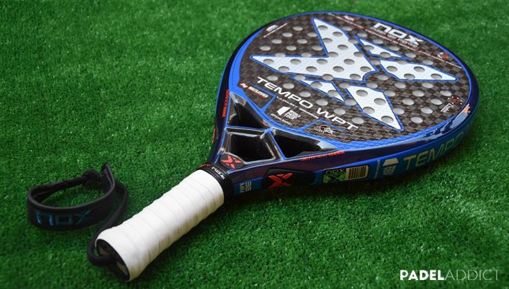 Pala NOX Tempo World Padel Tour