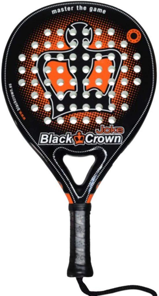 Pala de pádel Black Crown Joke