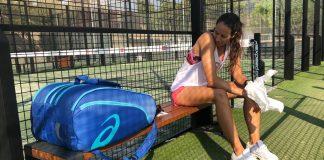 Gemma Triay no se recupera y será baja en este Valencia Open