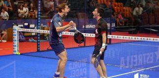 Jardim y Perino dan la campanada en los dieciseisavos del Valencia Open