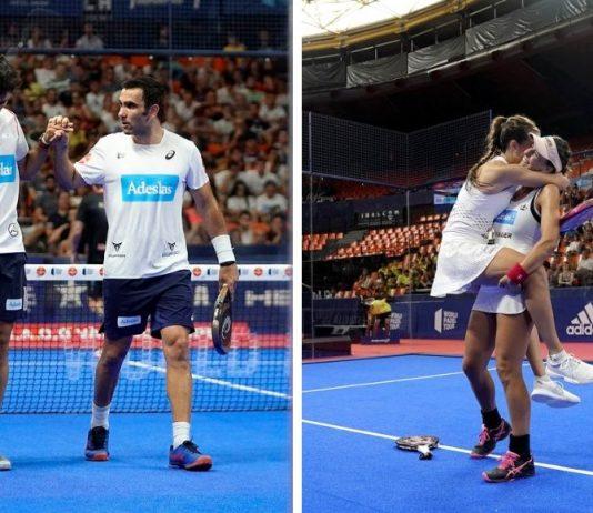 Te contamos cómo fueron las finales del Valencia Open