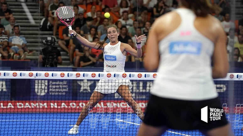 Marta Ortega escala posiciones tras Valencia