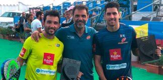 Nito Brea deja de formar parte del equipo de trabajo de Maxi Sánchez y Sanyo Gutiérrez
