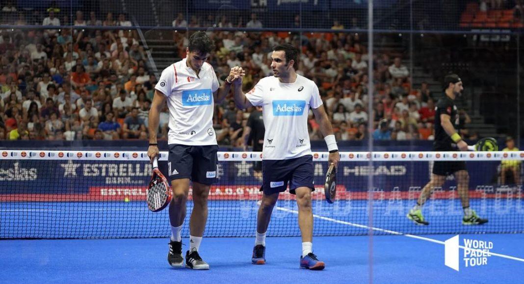 Consulta los cambios en el ranking tras el Valencia Open