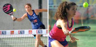 Cata Tenorio y Araceli Martínez jugarán juntas lo que resta de temporada