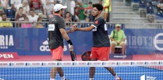 El debut de Bela y Tapia eclipsa los dieciseisavos del Mijas Open