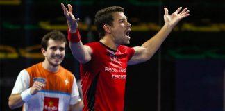 Lucas Campagnolo y Lucas Bergamini anuncian su separación tras el Madrid Master