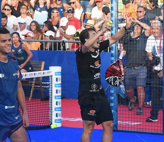 La gesta de Coki Nieto y Javier Rico en el pasado Mijas Open