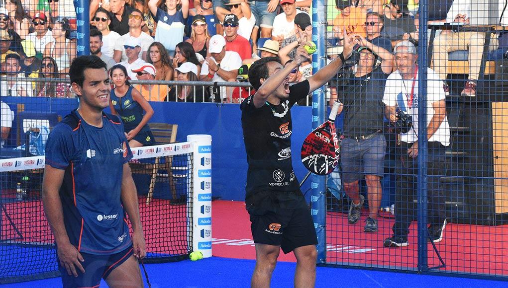 Coki Nieto y Javi Rico serán la pareja reserva en el Estrella Damm Menorca Master Final