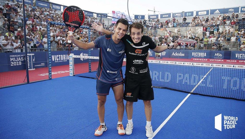 Las semifinales del Mijas Open no fueron aptas para los pronósticos