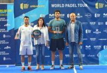 Pablo Lijó y Álvaro Cepero ganan la final del Outeiro de Rei Challenger