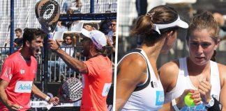 Lima - Galán y Marrero - Ortega ganan las finales del Cascais Padel Master