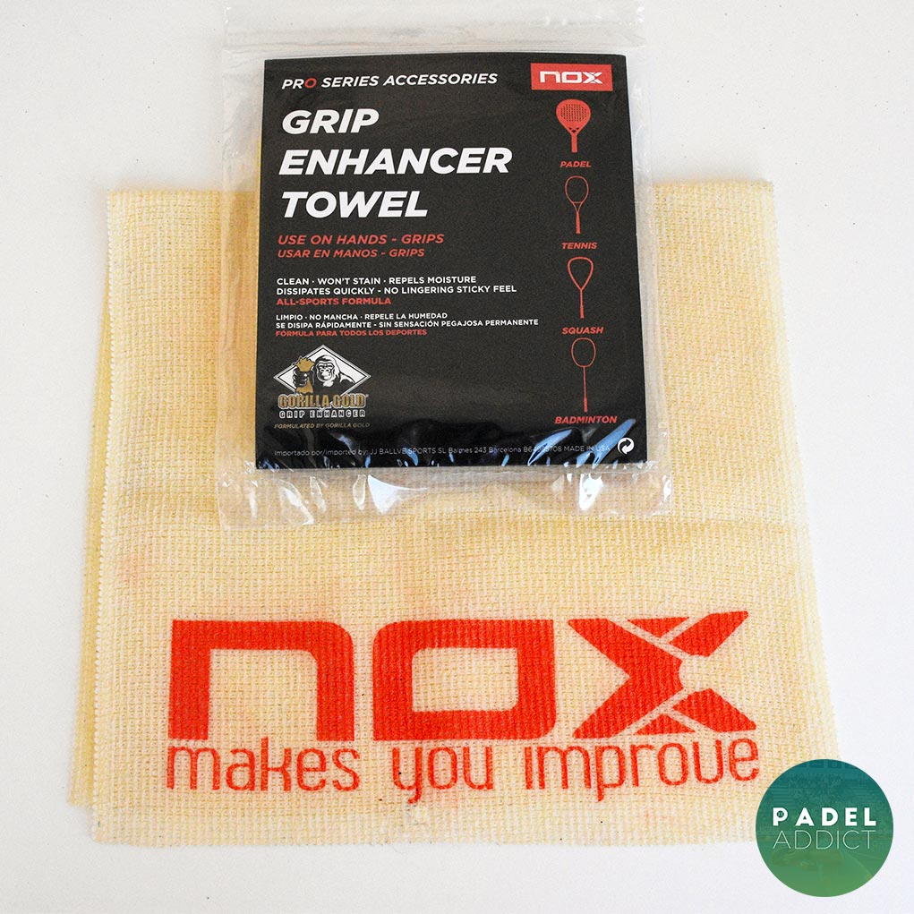 Toallita potenciadora de agarre Nox by Gorilla
