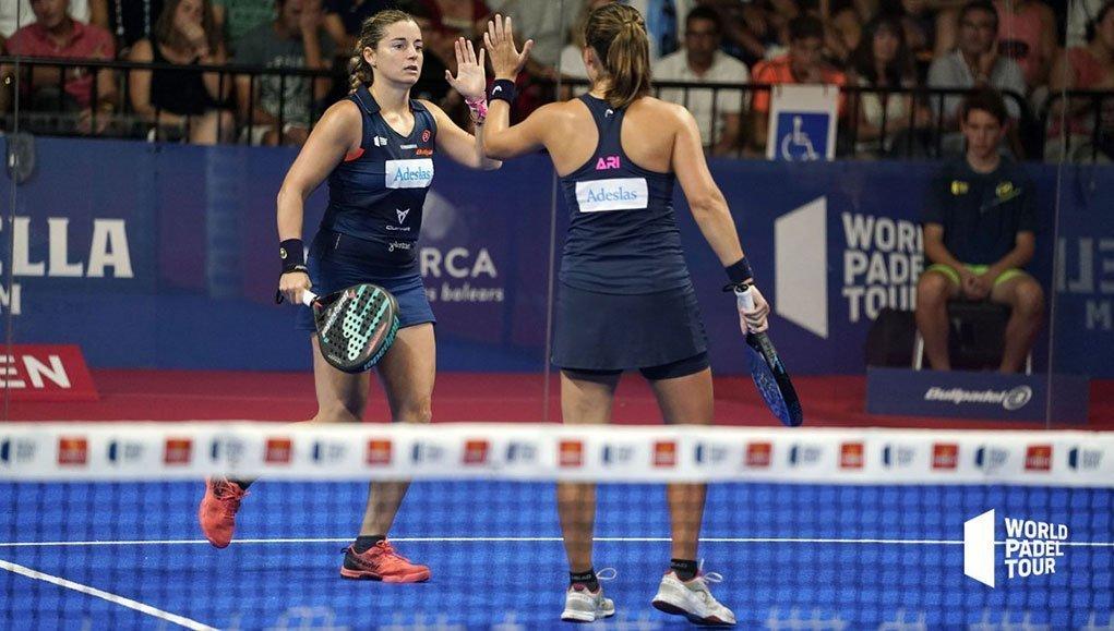 Hoy arranca el Santander WOpen, el torneo 100% femenino