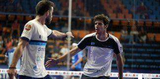 Valdés/Gutiérrez y Perino/Jardim dinamitan los dieciseisavos del Menorca Open