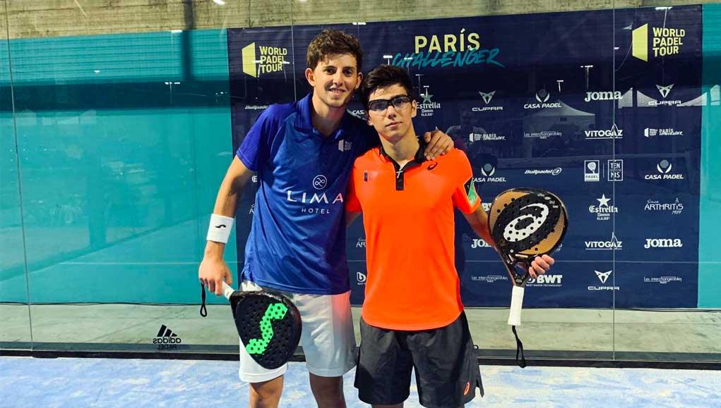 Los dieciseisavos del Paris Challenger dejan sorpresas y sobresaltos