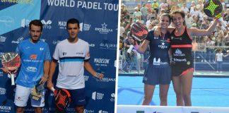 Finales del San Javier Challenger: Ya se conocen a las parejas ganadoras