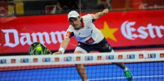 Juani Mieres vuelve a los entrenos con el Córdoba Open en mente