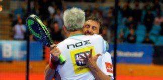 Miguel Lamperti y Maxi Grabiel jugarán juntos lo que resta de temporada