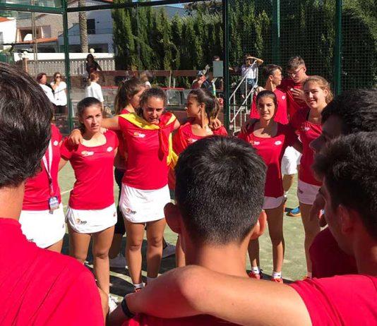 España sale victoriosa en el Mundial de Menores de Castellón