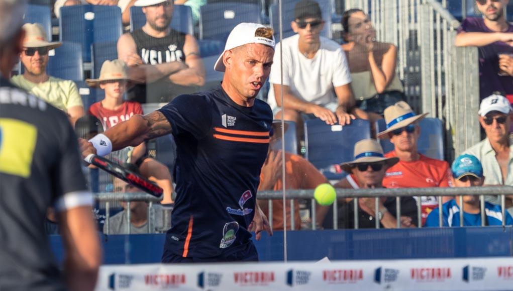 Ramiro Moyano no podrá disputar el Menorca Open