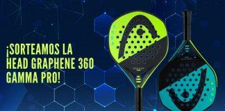 ¿Te gustaría ganar una HEAD Graphene 360 Gamma Pro?