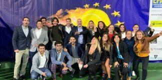 Arrancó también el Europeo de Pádel de Lisboa organizado por la Federación Europea de Pádel