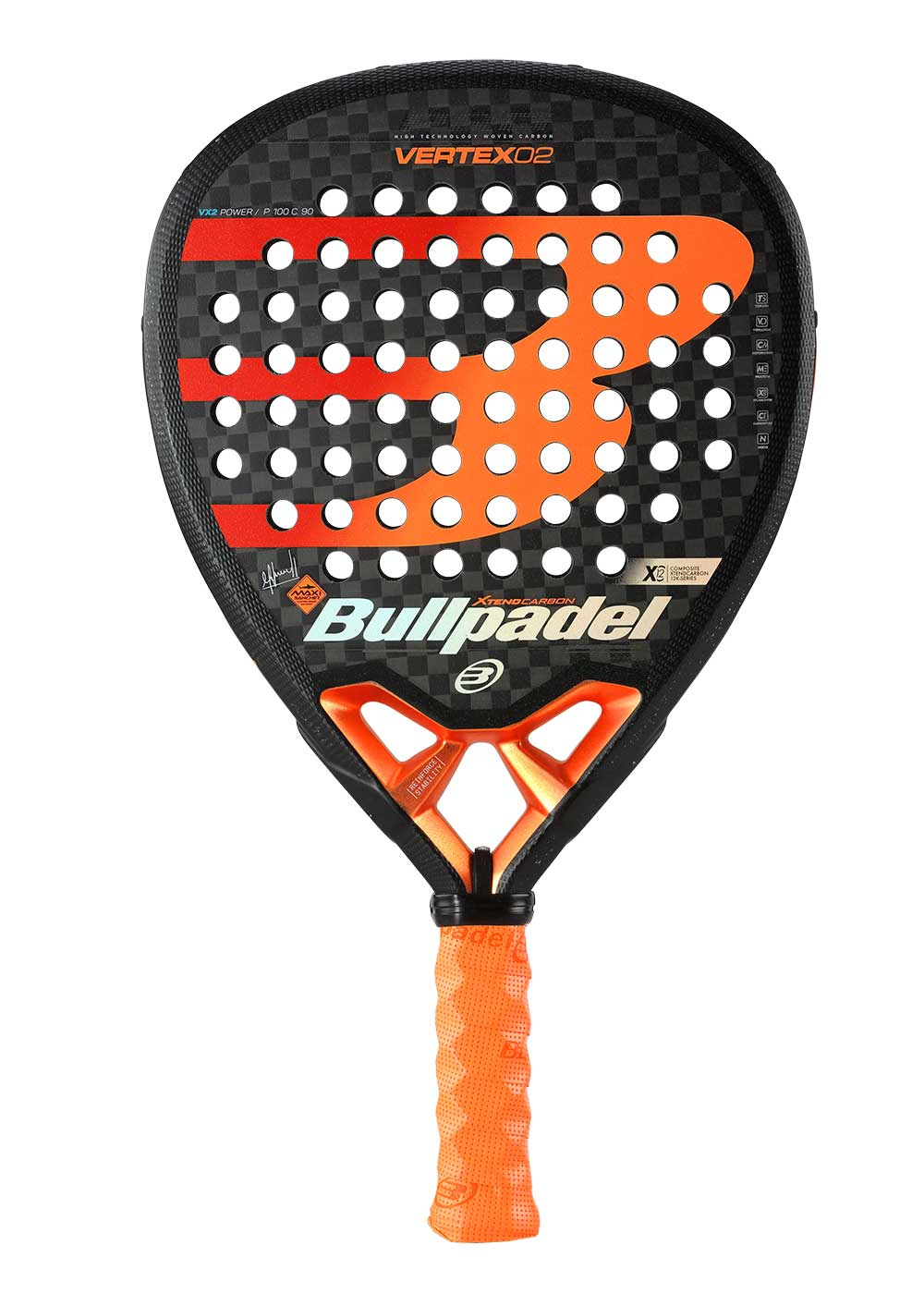 Bullpadel Vertex 02 2020