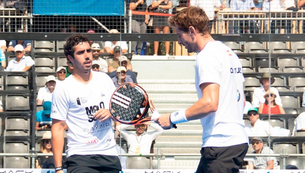 Cuartos del México Open: Álex Ruíz y Martín S.Piñeiro siguen soñando