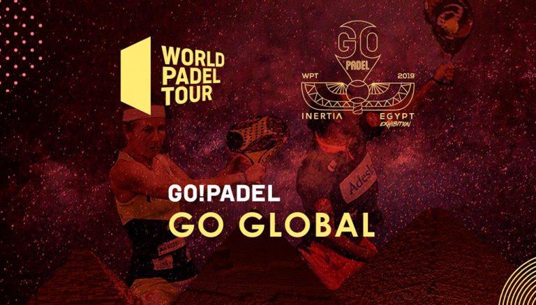 World Padel Tour celebrará una exhibición en Egipto este 6 de diciembre