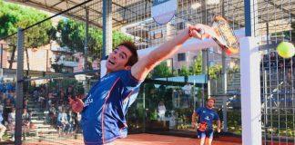 Las parejas españolas protagonizan las semifinales del Europeo de Pádel de Roma