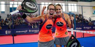 Final del Santander WOpen: Gemma y Lucía recuperan su sonrisa triunfal