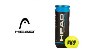 HEAD lanza la nueva pelota HEAD PADEL PRO High Altitude