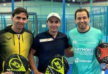 Juani Mieres y Marcello Jardim confirman que jugarán juntos lo que resta de temporada