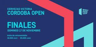 Streaming de las finales del Córdoba Open: ¡en busca de los ganadores!