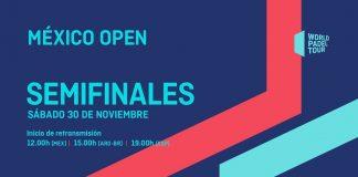 Streaming de las semifinales del México Open: ¡En vivo desde las 19:00!