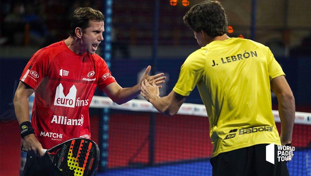 Octavos del Córdoba Open: Debutan con victoria las cabezas de serie