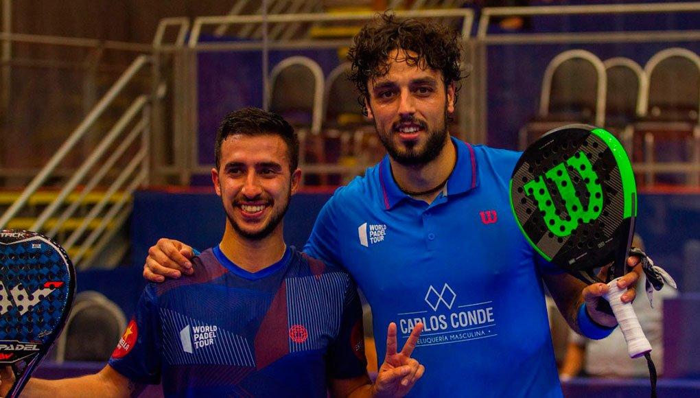 Lijó y Cepero eliminan a los número 1 en los octavos del Sao Paulo Open