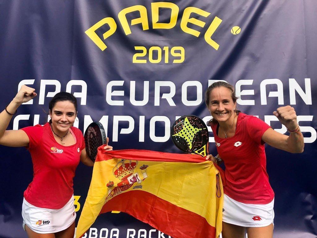 Paula Josemaría y Carolina Navarro completan con éxito su unión