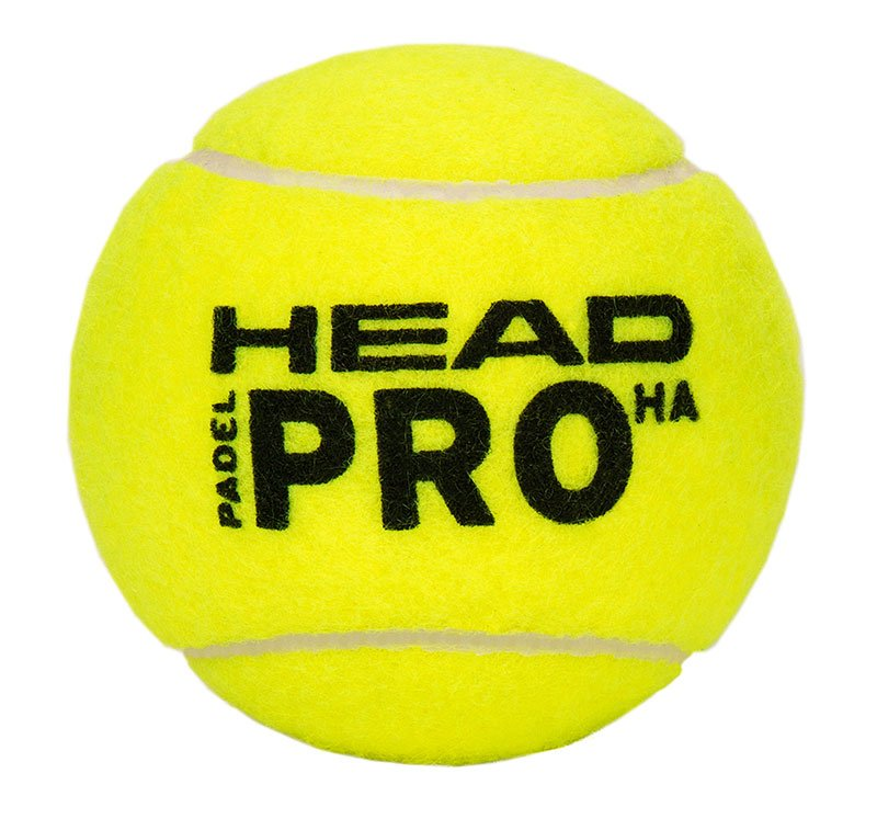 Pelota HEAD Padel Pro High Altitude