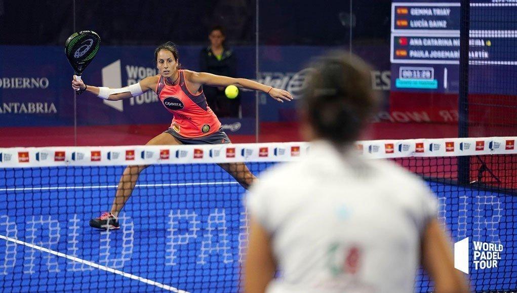 Semifinales del Santander WOpen: ya conocemos a las finalistas