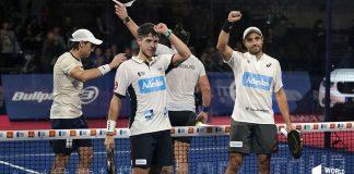 ¿Qué pasado en la 1ª jornada de los cuartos del Master Final?