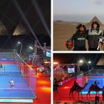 Egypt Exhibition: el World Padel Tour dejó un paso espectacular por Egipto