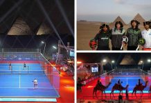 Egypt Exhibition: el World Padel Tour dejó un paso espectacular por Egipto
